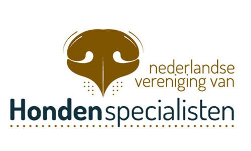 Nederlandse vereniging van Hondenspecialisten logo
